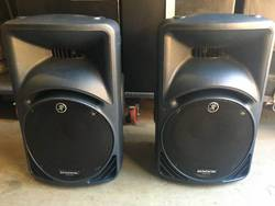 Mackie Speakers SRM 450