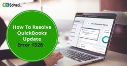 How to repair QuickBooks Error 1328?
