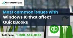What is QuickBooks compatibility with windows 10?