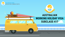 Apply for 417 Visa Australia with Immigration Agent Perth