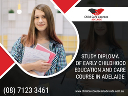 Advance Your Career by Diploma of Child Care Course