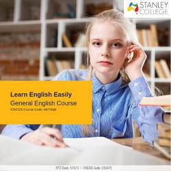 Learn general English from the best Perth college.