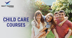 Build your career as a child carer, Join childcare courses Perth.