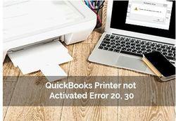 quickbooks printer not activated