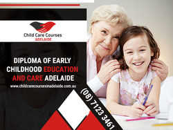 Diploma in childcare education