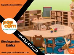 Searching for the best kindergarten tables manufacturer in India?