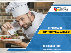 Study Diploma In Hospitality Management Courses In Adelaide