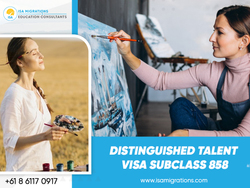 Apply For Distinguished Talent Visa Subclass 858