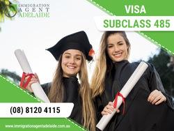 Graduate Visa 485   Best Migration Agent Adelaide