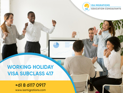 Complete Guide About The Working Holiday Visa 417