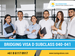 Apply For Bridging Visa D Subclass 040
