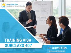 Apply For Visa Subclass 407 With Migration Agent Adelaide