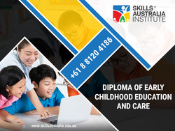 Learn how to tackle children with our diploma in early childhood education
