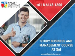 Study business courses in the best college in Australia.