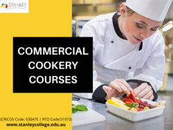 Make Your Dream Come True With Our Commercial Cookery Courses