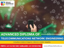 Become a telecommunications engineer with our telecom training Perth.
