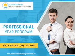Professional Year Program in Adelaide
