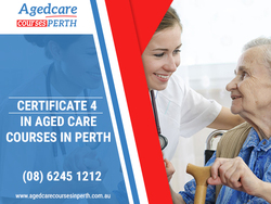 Aged care and disability courses in Perth