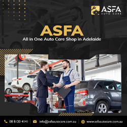 Looking for a Rangerover mechanic in Adelaide? Contact ASFA the best car repair
