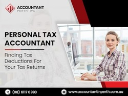 Save More Money With Personal Tax Accountant