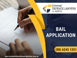 Hire The Professional Bail Application Lawyers In Perth For Bail In Offenses