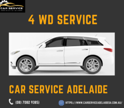 4WD Services Is Easy Now By Trusting Mobile Mechanic Adelaide: