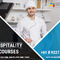 Enter in Hospitality industry with hospitality skills by doing Advanced Diploma