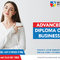 Fulfill your career dreams with our advanced diploma in business management Adel