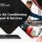 Ensures perfect a/c repair services