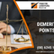 Consult On Your Demerit Points With Professional Traffic Lawyer Lawyers
