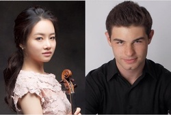 Concert with Violinist Bomsori Kim and Pianist Drew Petersen