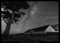 The Night Sky Above Point Reyes & Joshua Tree Photography by Marty Knapp