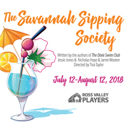 The Savannah Sipping Society - Ross Valley Players