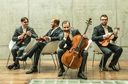 Zemlinsky Quartet Presented by Mill Valley Chamber Music Society