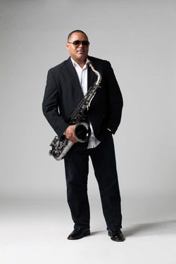 Grammy nominated saxophonist and flautist Najee
