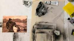Copper Plate Photogravure
