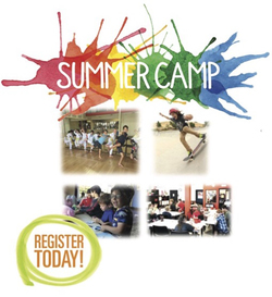 Summer Camps! Skateboard ~ Crafts ~ Karate ~ Math