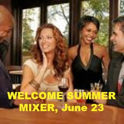 Welcome Summer Singles Party