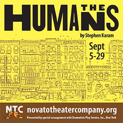 Novato Theater Company presents THE HUMANS
