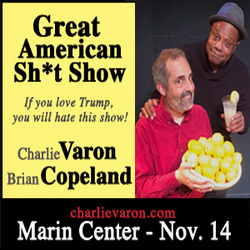 THE GREAT AMERICAN SH*T SHOW with Brian Copeland and Charlie Varon