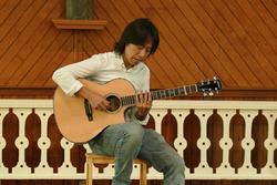 Hiroya Tsukamoto at Old St. Hilary's
