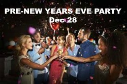 Pre-New Years Eve Party