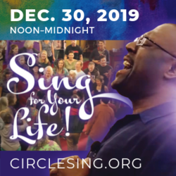 OneVoice Circle Singers presents Sing For Your Life!