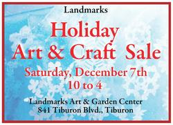 Landmarks Holiday Art & Craft Sale