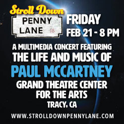 Stroll Down Penny Lane- Paul McCartney Tribute Multimedia Extravaganza