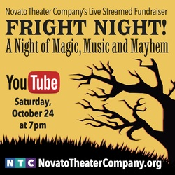 FRIGHT NIGHT - A Night of Magic, Music and Mayhem