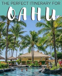 Singles Tour of Oahu, Hawaii!