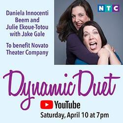 Novato Theatre Company presents The Dynamic Duet performing