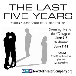 Novato Theater CompanypresentsThe Last Five Years