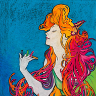 Italian Street Painting Marin's Summer of Love: An Art and Music Experience